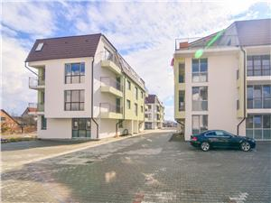 Apartment for sale in Sibiu - 2 rooms - intermediate floor