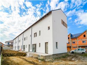 Casa de vanzare in Sibiu, ansamblu nou, teren de 167 mp