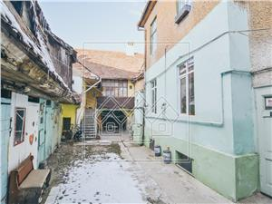 Apartment for sale in Sibiu - central area - basement and attic