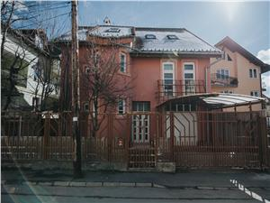 House for sale in Sibiu - Garage and Carport - 370 sqm land