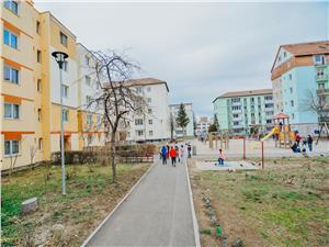 Apartament de vanzare in Sibiu - etaj intermediar - B-dul M.Viteazul