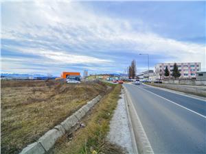Teren de vanzare in Sibiu -Teren Industrial - Langa Centura - V. Aaron