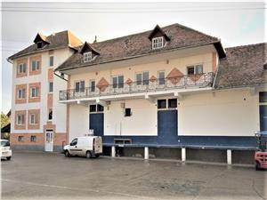 Spatiu de depozitare in Sibiu - 50 mp utili - rampa si acces TIR