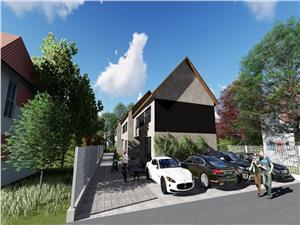 Casa de vanzare in Sibiu - 116 mp utili - teren de 30 mp