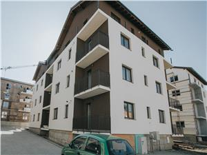 Apartment for sale in Sibiu - 2 rooms - 50.32 sqm living space