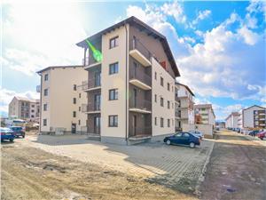 Apartament de vanzare in Sibiu - complet decomandat - finisat LA CHEIE