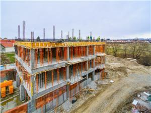 Apartament de vanzare in Sibiu - 2 camere - 46.27 mp utili
