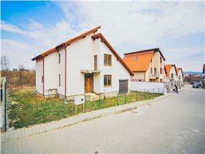 House for sale in Sibiu - quiet location - 4 Zimmer
