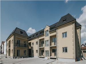 Apartment for sale in Sibiu - 6 Balconies - New building
