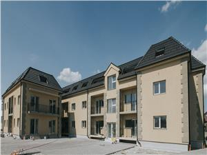 4-room Apartment for sale in Sibiu - 84.30 sqm living space