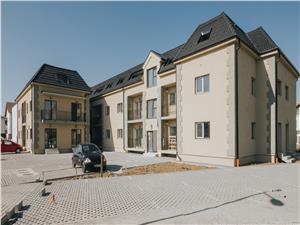 Apartament de vanzare in Sibiu - in imobil nou - vedere mixta