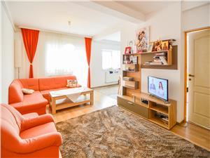 Apartament de vanzare in Sibiu - La Cheie - Etaj Intermediar si Balcon