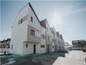 Apartament de vanzare in Sibiu - 2 camere - gradina 18mp
