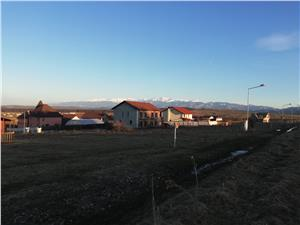 Land for sale in Sibiu  - 500 sqm land area
