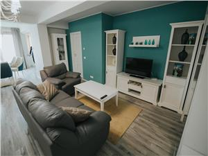 3-room apartment for rent in Sibiu - 97 sqm living space - Balcony