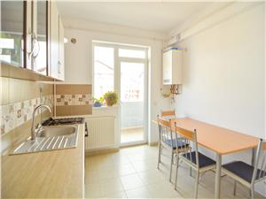 Apartment for sale in Sibiu - turnkey ready - Balcony