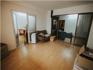 Apartment/office space for sale in Sibiu - 66 sqm living space