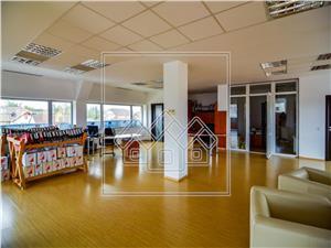 Spatiu de birouri de vanzare- Sibiu - Calea Poplacii