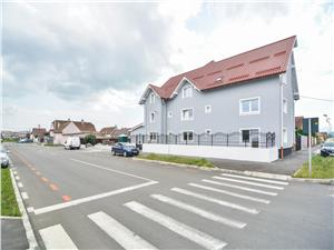 2-room apartment for sale in Sibiu - parking space - attic