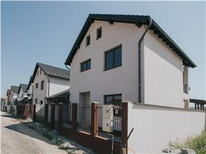 Casa de vanzare in Sibiu - individuala - 5 camere si pod mansardabil