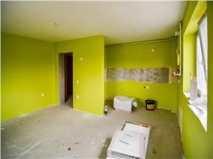 Apartament de vanzare in Sibiu cu 2 camere si Pod de 23 mp