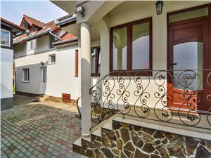 Casa de vanzare in Sibiu, singur in curte, zona Terezian