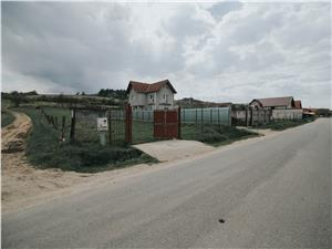Land for sale in Sibiu  - 1200 sqm