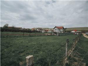 Teren intravilan de vanzare in Sibiu - sat Rusciori - construibil