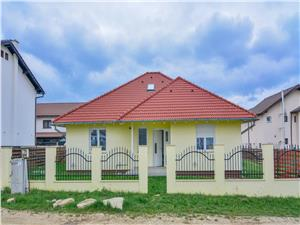 House for sale in Sibiu Selimbar - 5 rooms - 1000 sqm land area