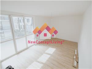 Apartament decomandat de vanzare in Sibiu cu 2 camere - la cheie