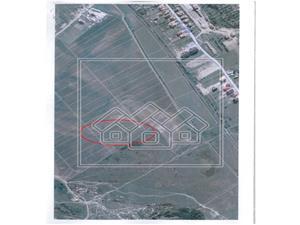 Teren de vanzare in Sibiu - 5000 mp - zona Campsor
