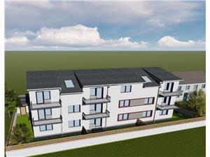 Apartament de vanzare  cu 3 camere in Sibiu - Selimbar