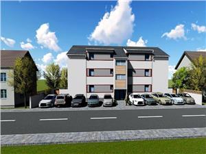 Apartament 2 camere in Sibiu + gradina - Selimbar