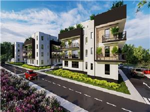 Apartament 3 camere de vanzare in Sibiu - Spatios cu Loc de parcare