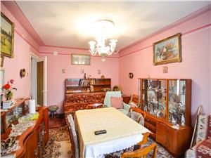 Apartament de vanzare in Sibiu 2 camere decomandate, etaj intermediar