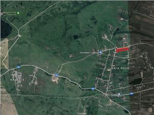 Land for sale in Sibiu - 8160 sqm