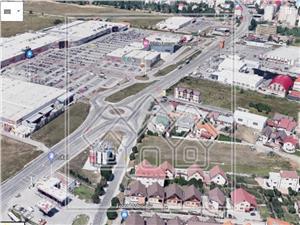 Teren de vanzare in Sibiu Langa Promenada Mall