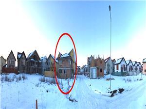 Casa de vanzare tip duplex In Sibiu, curte 150mp - Cart Arhitectilor