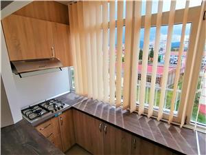 Apartament de inchiriat in Sibiu-3 camere-renovat complet-M.Viteazul