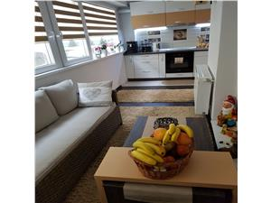 Apartament de inchiriat in Sibiu - 3 camere- mobilat si utilat modern