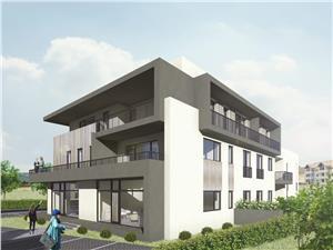 Apartament de vanzare in Sibiu 2 camere cu Gradina si Loc de parcare