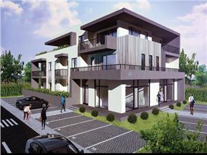 Apartament de vanzare in Sibiu de Tip Penthouse cu 3 Terase Spatioase