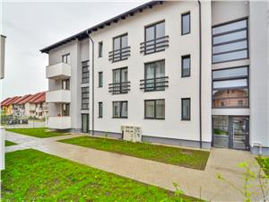 4-room apartment for sale in Sibiu with balcony