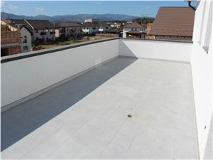 Apartment for sale in Sibiu - Penthouse - 35 sqm Terrace