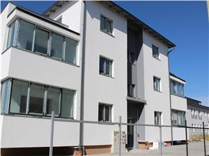 Apartament de vanzare in Sibiu - 2 camere + terasa de 35mp