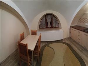 Apartament de inchiriat in Sibiu - Turnului - Mobilat si utilat