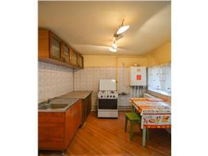 2-Zimmer Wohnung mieten in Sibiu mit Keller