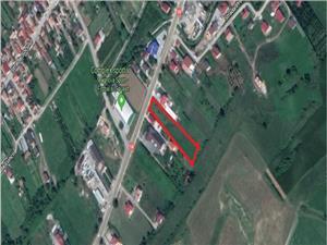 Teren de vanzare in Sibiu - Sura Mare cu PUZ