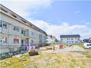 Apartament de vanzare in Sibiu - 3 camere si gradina proprie 135 mp