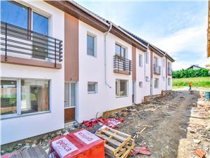 Casa de vanzare in Sibiu - cu gradina de 200 mp si pod mansardabil